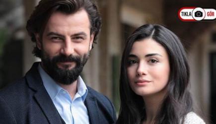 Özge Yağız'dan Gökberk Demirci'ye Romantik Kutlama