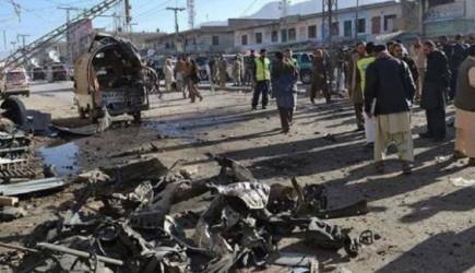 Pakistan'da Patlama: Yedi Can Kaybı