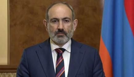 Paşinyan, Karabağ'da Misilleme Hazırlığında Olduklarını Söyledi