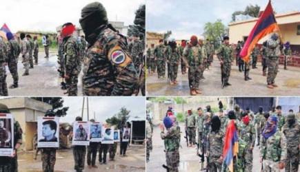 PKK'lıların Teröristlerin 'Ermenistan' İtirafı