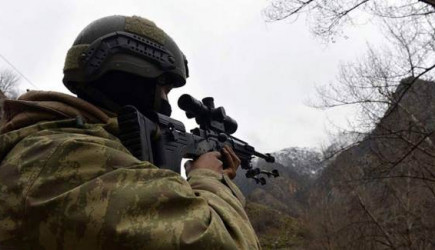 PKK'nın 23 Yıldır Aranan Sözde Amanoslar Sorumlusu Öldürüldü
