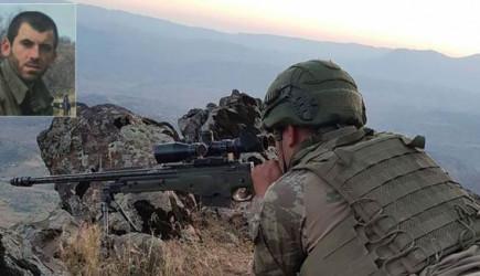 PKK'nın Bölge İstihbaratçısı Etkisiz Hale Getirildi