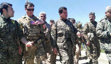 PKK'nın Elebaşısı Mazlum Kobani'nin Annesi Öldü