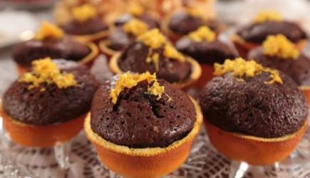 Portakal Kabuğunda Kek Nasıl Yapılır? Portakal Kabuğunda Kek Tarifi