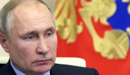 Putin: Hedefimiz, Sürdürülebilir Bir Kalkınma Yoluna Girmek