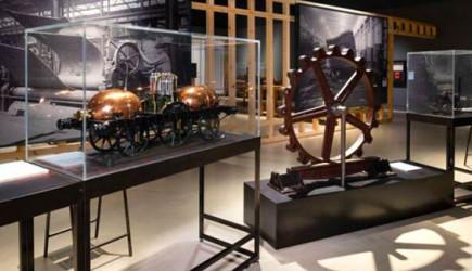 Rahmi Koç Müzesi'nin Lokomotifleri Londra'ya Misafir Oldu