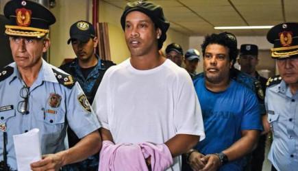 Ronaldinho Virüse Yakalandı