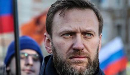 Rus Polisi, Muhalif Liderin Evini Bastı