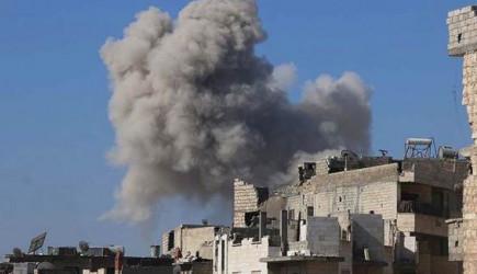 Rus Savaş Uçakları İdlib'deki SMO Askerlerini Vurdu!