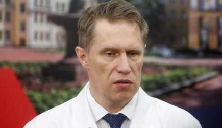 Rusya Sağlık Bakanı'na Karantina!