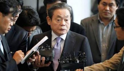 Samsung Yönetim Kurulu Başkanı Lee Kun-Hee Hayatını Kaybetti