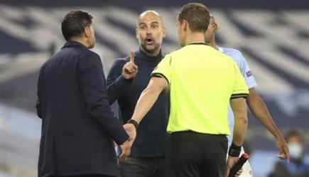 Saygısız Guardiola