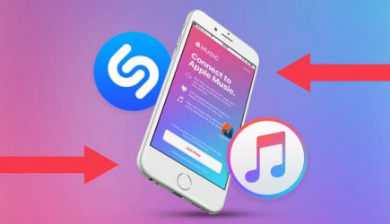 Shazam'dan Ücretsiz Apple Music Aboneliği