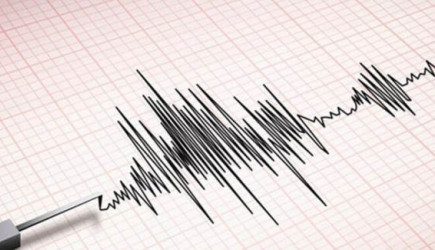 Siirt'te 5.0 Şiddetinde Deprem!