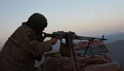 Şırnak'ta 1 Terörist İkna Yoluyla Teslim Oldu