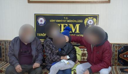 Şırnak'ta 2 Terörist Teslim Oldu!
