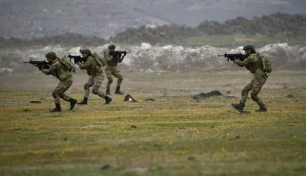 Sızma girişiminde Olan Dört Terörist Etkisiz Hale Getirildi