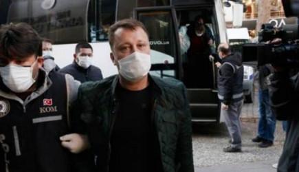 CHP'li Menemen Belediye Başkanı Serdar Aksoy Tutuklandı