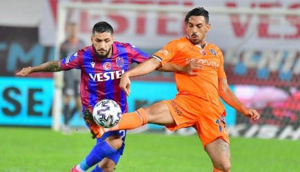 İlk Yarı Oynaıyor! Başakşehir 0-0 Trabzonspor