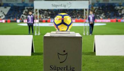 Süper Lig'de 20.Haftanın Programı