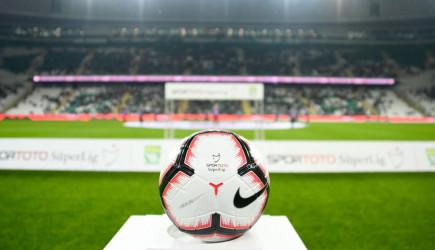 Süper Lig'de İkinci Devre Başlıyor!