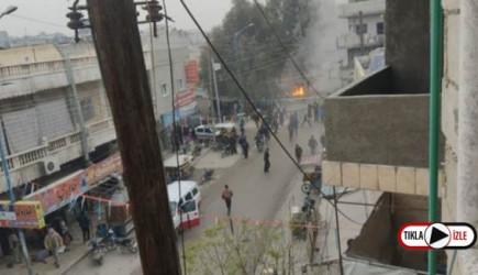 Suriye'de Patlama: Dört Yaralı