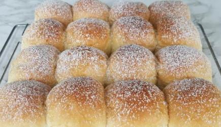 Sütlü Japon Çöreği Nasıl Yapılır? Japon Çöreği Tarifi