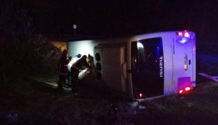 Tarsus'ta Trafik Kazası: 1 Polis Şehit Oldu