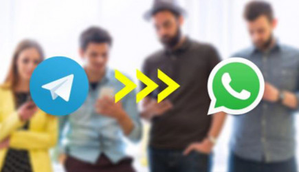 Telegram'dan WhatsApp'ın Canını Sıkacak Özellik!
