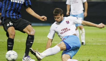 Trabzonspor, Şampiyonlar Ligi'ne Damga Vurdu