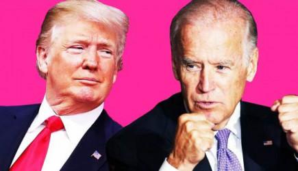 Trump ve Biden, Son Kez Karşı Karşıya Geliyor