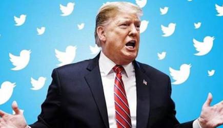 Trump'ın Twitter Hesabı Hacklendi