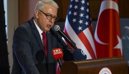 Türkiye Büyükelçisi'nden Biden'a Tebrik