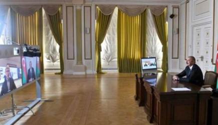 Aliyev: Türkiye Gibi Bir Dostumuz Olduğu İçin Çok Mutluyuz