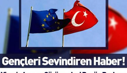 Türkiye ile AB Arasında Vize Görüşmeleri Bugün Başlayacak