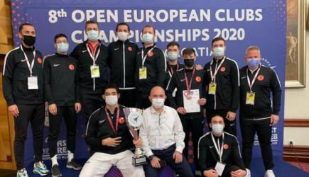 Türkiye, Tekvandoda Avrupa Şampiyonu Oldu!