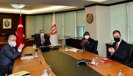 Türkiye ve Zambiya Arasında Savunma Sanayii'nde İş Birliği