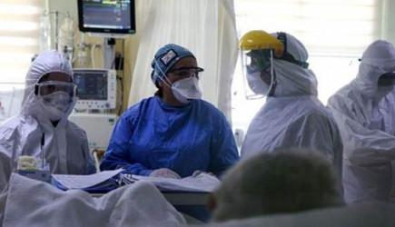 Türkiye'de Koronavirüsten Günlük Ölüm Sayısı 185 ile En Yüksek Düzeyi Gördü