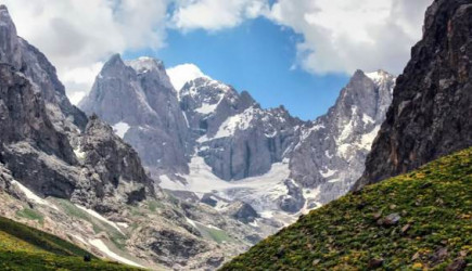 Türkiye'nin En Büyük Buzulu: Cilo Dağları