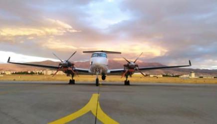 TUSAŞ'ın Acil İnsanlı Keşif Uçakları Her An Göreve Hazır Halde Tutuluyor