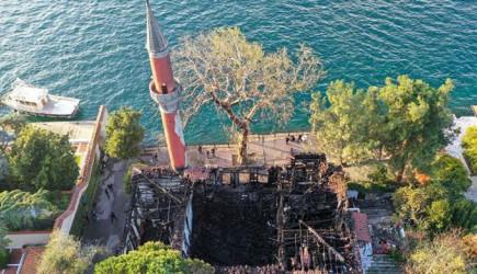 Vaniköy Camii Soruşturmasında Kararı Çıktı