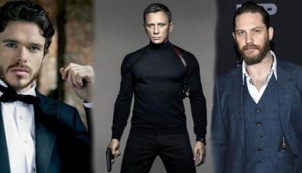 Yeni James Bond Karakterinde İki İsim Netlik Kazandı!