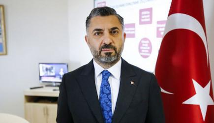 Yeni RTÜK Başkanı Ebubekir Şahin Kimdir?