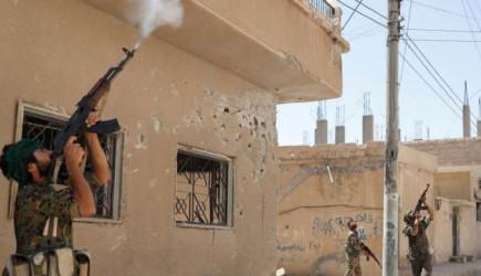 YPG Terör Örgütü Halkın Üzerine Ateş Açtı