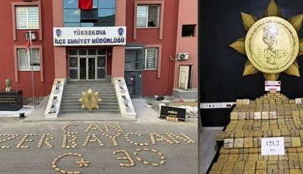Yüksekova'da Terör Örgütüne Darbe