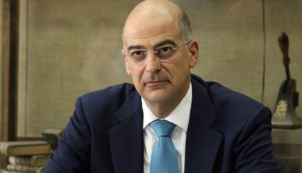 Yunanistan Dışişleri Bakanı'ndan Kara Suları İçin Müzakere Açıklaması