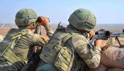 Zeytin Dalı Bölgesinde 4 PKK'lı İmha Edildi