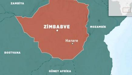 Zimbabve'de Eğitim Uçağı Düştü: İki Ölü