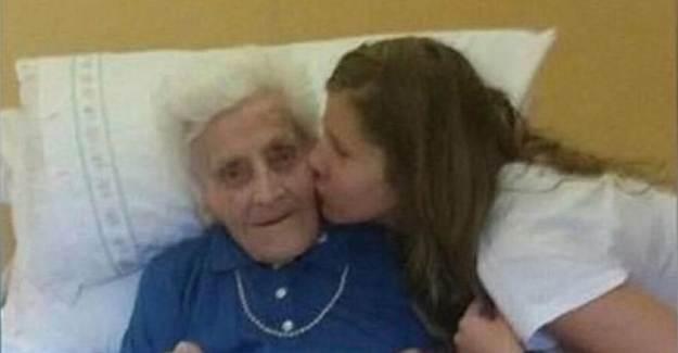 101 Yaşında 3 Kez Koronavirüsü Yendi