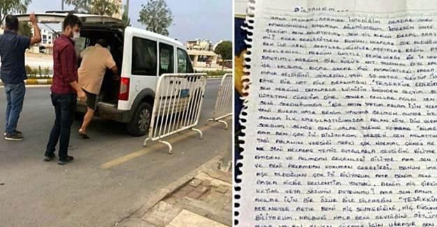 13 Yaşındaki Kıza Aşk Mektubu Yazan Kırtasiyeci Tutuklandı